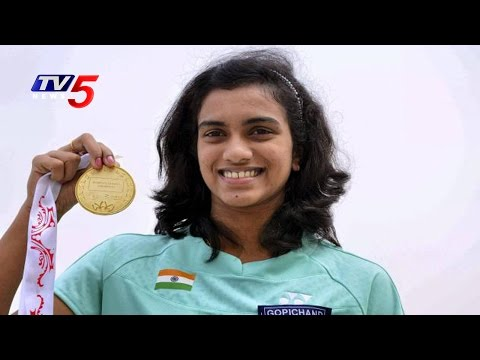 PV Sindhu Aims to Crack Top Ten Badminton rankings : TV5 News