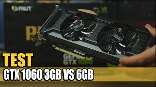GeForce GTX 1060 3GB czy 6GB?