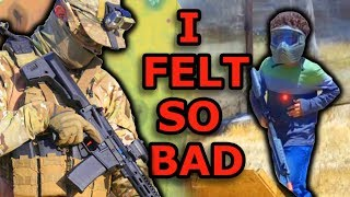 My Most Regretful Airsoft Moment 😢