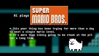 MarI/O - AI attempts to beat Super Mario Bros.