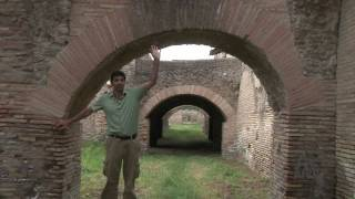 Ostia Antica Chapter 7: Roman Construction