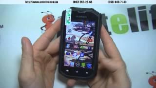 Hummer H5 MTK6572 IP68 обзор защищенного смартфона