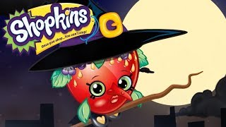 SHOPKINS - HALLOWEEN | Shopkins Episode | Cartoons For Kids | Toys For Kids | Shopkins Cartoon