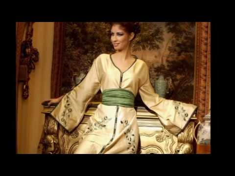 Maghrebin (Algerian) Traditional dresses.mp4