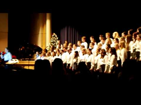 Bishop Shanahan High School Christmas Concert 12-13-2013