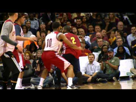 SoRaspy: Kyrie Irving With the Nasty Spin Cycle Moves