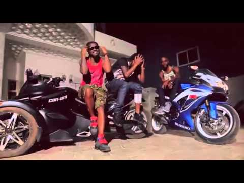 Popcaan Ft Samini - Violate (official Music Video) | November 2014 video