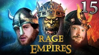 Rage Of Empires mit Florentin, Marco & Marah #15 | Age Of Empires 2 HD & Warcraft 3: TFT