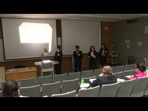 HSBC Asia Pacific Business Case Competition 2013 - Round2 A1 - ADMU