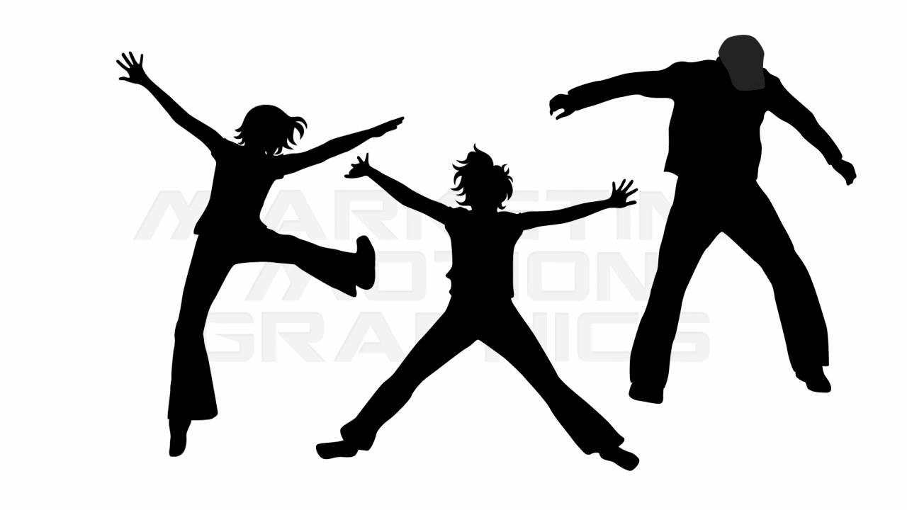 how to make silhouette animation