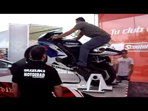Sorprendente Maquina Para Aprender A Hacer Caballito En Moto Deportivas