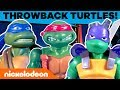 Rise of the TMNT Toys!🐢 Action Figures Through the Years | #TBT thumbnail