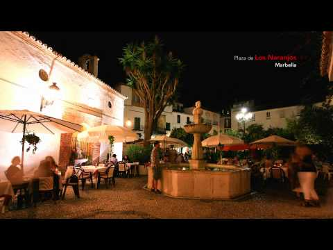 Spain's nightlife Timelapse