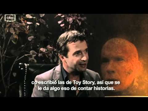 James Purefoy y el proyecto de Andrew Stanton