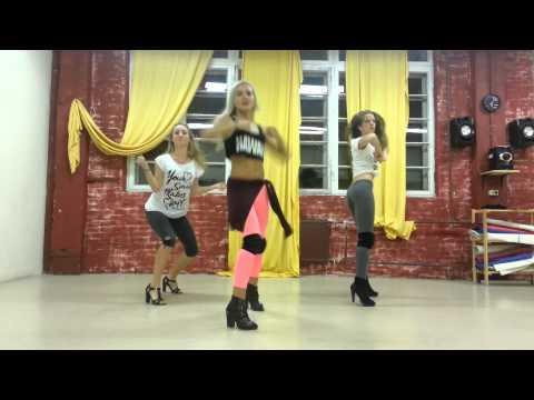 work bitch / go-go dance/ high heels choreo