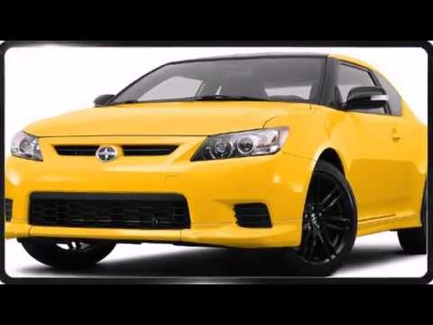 2012 Scion TC Video