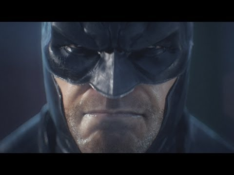 Batman: Arkham Origins Teaser Trailer