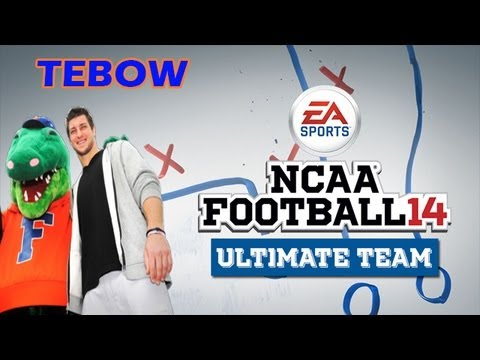 NCAA Football 14 Heisman Challenge Mode - Tim Tebow