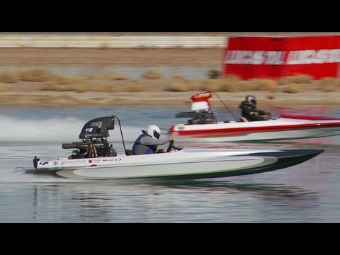 Drag Boat Racing! - Hot Rod Unlimited Episode 22