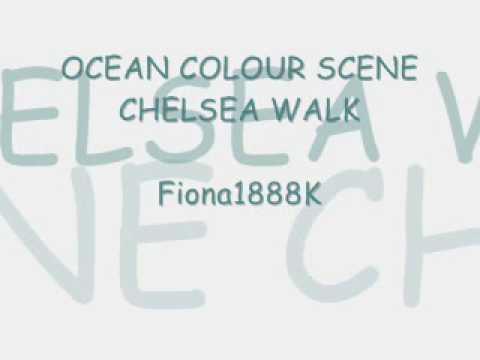 Ocean Colour Scene - Chelsea Walk