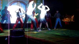 143 i love you ilu ilu song perform bye Archana,Aseet and Group