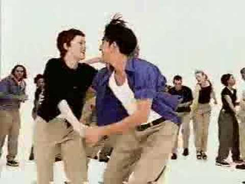 Gap Commercial - Khaki Swing