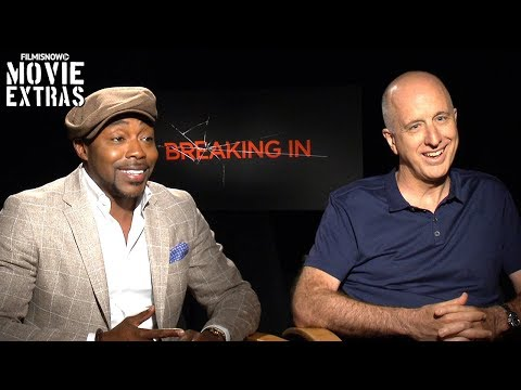 BREAKING IN | Will Packer & James McTeigue Talks About Their Experience Making The Movie