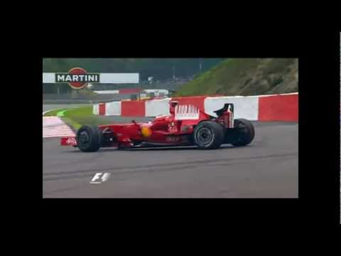 Formula 1 2008 Accidents part 2