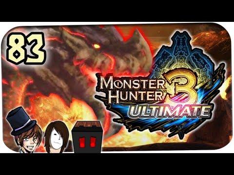 Monster Hunter 3 Ultimate Gameplay | Let's Play Together #83 - keine Steine
