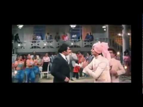 Pag ghungaroo baandh Karaoke song of Kishoreda from Namak Halal...