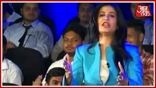 बहुमत की सरकार, अविश्वास की तलवार! | टक्कर। Anjana Om Kashyap