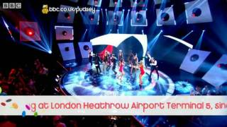 Hollyoaks perform 'Forget You' - BBC Children in Need 2011