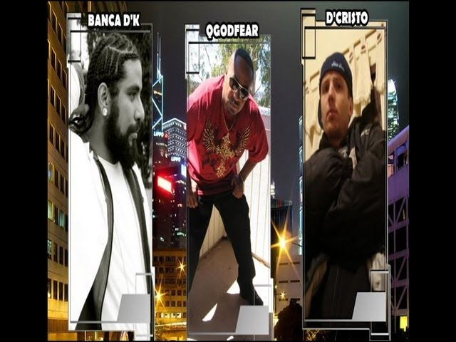 Christian Hip Hop Brazil- Gospel Rap Music Video - DCRISTO & QGODFEAR