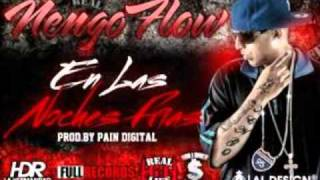 Jampier - Noches Frias Ñengo Flow Piano Version (Letra)
