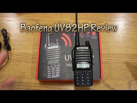 Baofeng UV-82HP Review