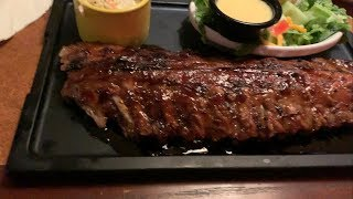 TGI FRIDAYS Special On Ribs $12 99 - Limited Time Only