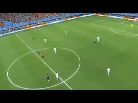 [WC 2014] Spain vs Netherlands 1:5 All Goals and Highlights HD