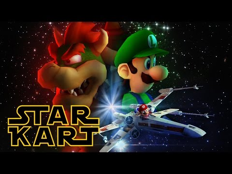 Star Wars meets Mario Kart is a shell of a good time