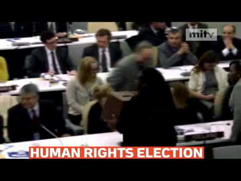 mitv - China, Russia, Saudi Arabia and Cuba won seats on the UN Human Rights Council