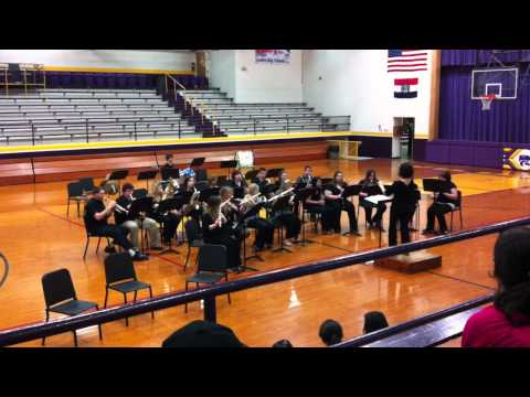 Bloomfield High School Band, Bloomfield, MIssouri
