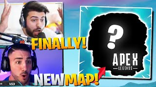 THEY FINALLY ADDED A *NEW* MAP TO THE GAME! (Apex Legends Season 3)
