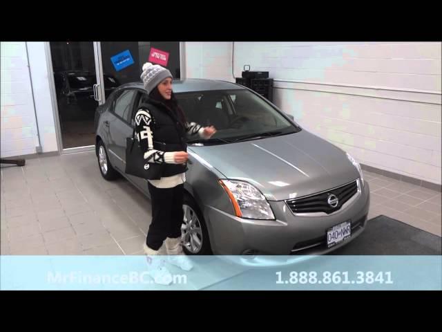 2010 Nissan Sentra sold to Cara Hillman