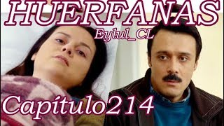 Huérfanas Capítulo 214 Español HD