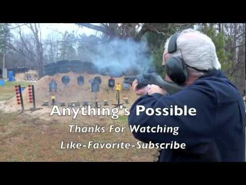 9 Shot Mossberg 930 SPX Shotgun Shooting