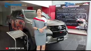 REVIEW MOBIL - TOYOTA ALL NEW FORTUNER VRZ TRD