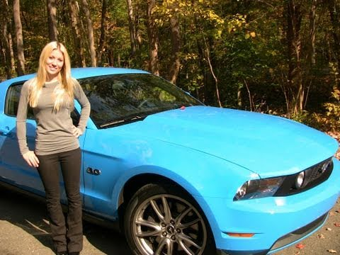 Roadfly.com - 2011 Ford Mustang GT Review & Road Test