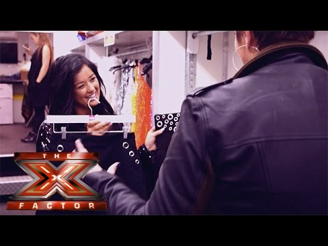 Lauren Murray gets a surprise from Very.co.uk | The X Factor 2015