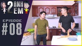 Series Hài Tết | HAI ANH EM - Tập 08 : Ginô Tống, Kim Chi, Lục Anh Trổ Tài Nấu Nướng | By PHIM CẤP 3
