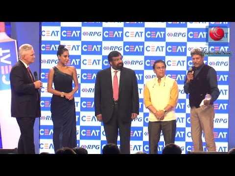 CEAT Cricket Awards 2014 15 | Kapil Dev Lifetime Achievment Award