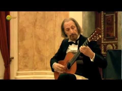 Robert De Visée, SUITE en MI Min.- M. Gasbarroni, guitar Krakow Nov. 2011,FD